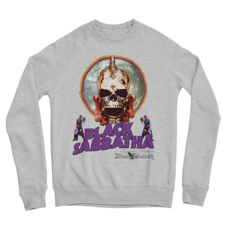 Black Sabbatha Soul Swag Wear Women's Sponge Fleece Sweatshirt by Black Sabbatha Soul Swag Swap