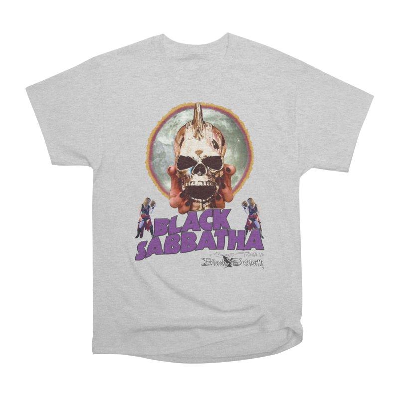 Black Sabbatha Soul Swag Wear Women's Heavyweight Unisex T-Shirt by Black Sabbatha Soul Swag Swap