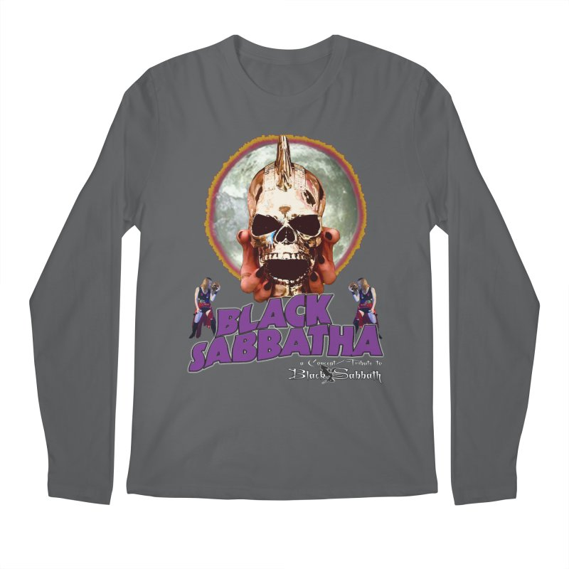 Black Sabbatha Soul Swag Wear Men's Regular Longsleeve T-Shirt by Black Sabbatha Soul Swag Swap