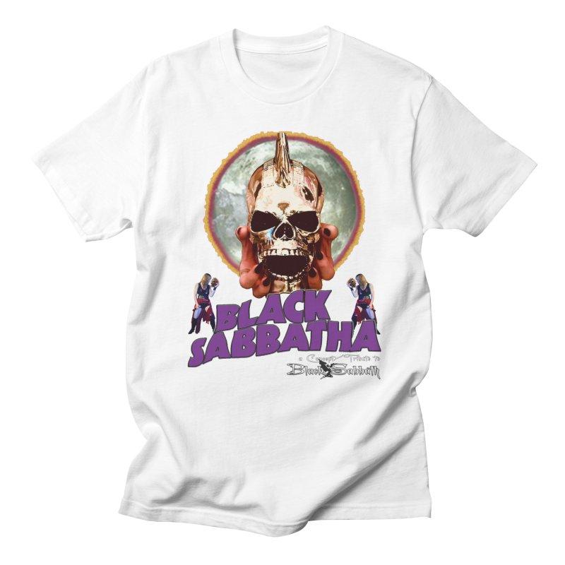 Black Sabbatha Soul Swag Wear Women's Regular Unisex T-Shirt by Black Sabbatha Soul Swag Swap