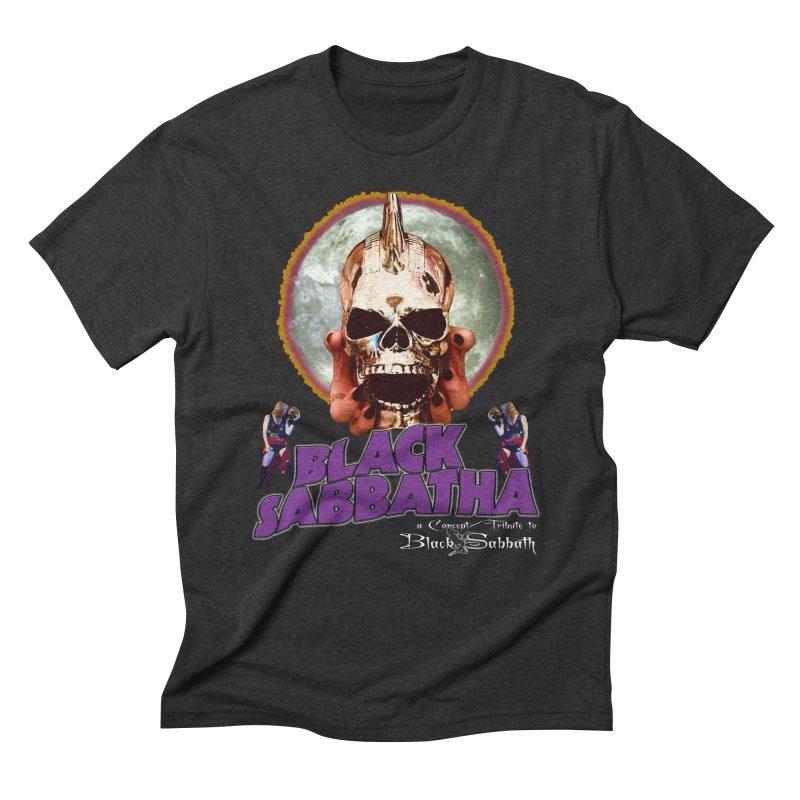 Black Sabbatha Soul Swag Wear Men's Triblend T-Shirt by Black Sabbatha Soul Swag Swap