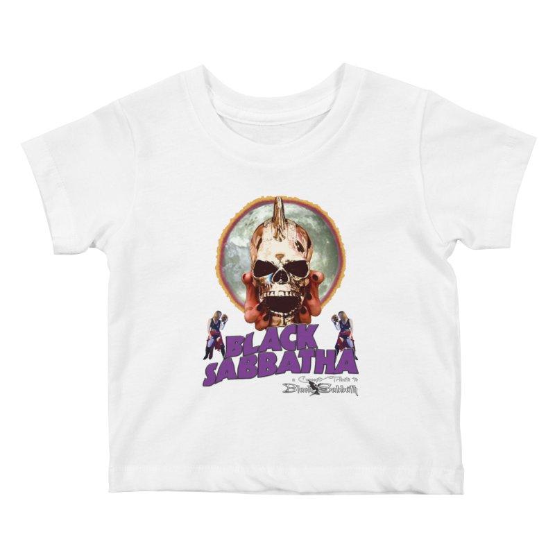 Black Sabbatha Soul Swag Wear Kids Baby T-Shirt by Black Sabbatha Soul Swag Swap