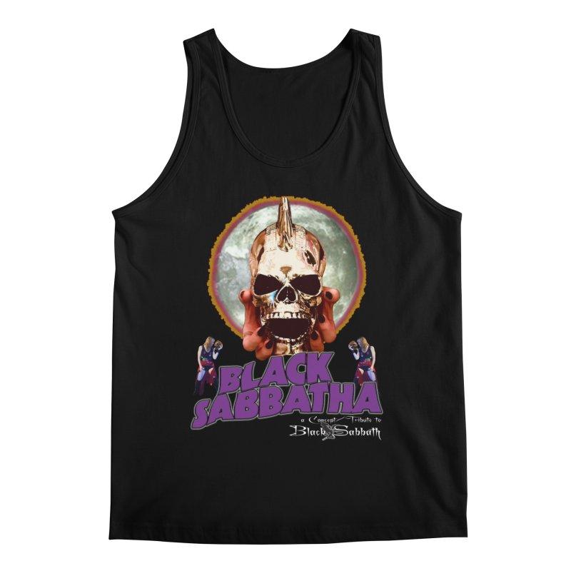 Black Sabbatha Soul Swag Wear Men's Regular Tank by Black Sabbatha Soul Swag Swap