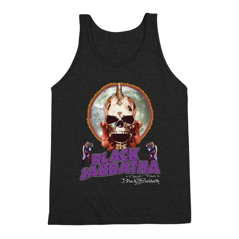 Black Sabbatha Soul Swag Wear Men's Triblend Tank by Black Sabbatha Soul Swag Swap