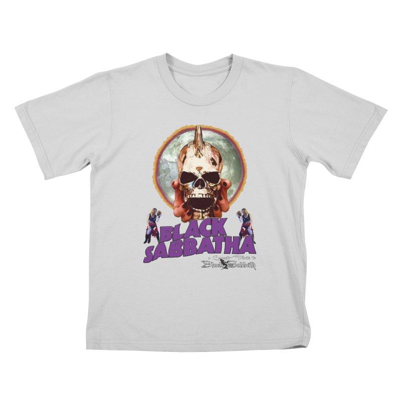 Black Sabbatha Soul Swag Wear Kids T-Shirt by Black Sabbatha Soul Swag Swap