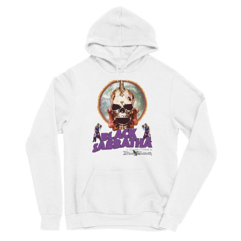 Black Sabbatha Soul Swag Wear Men's Pullover Hoody by Black Sabbatha Soul No FEAR