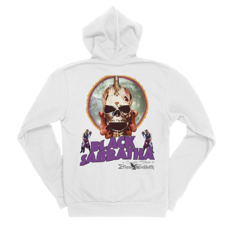 Black Sabbatha Soul Swag Wear Men's Zip-Up Hoody by Black Sabbatha Soul No FEAR