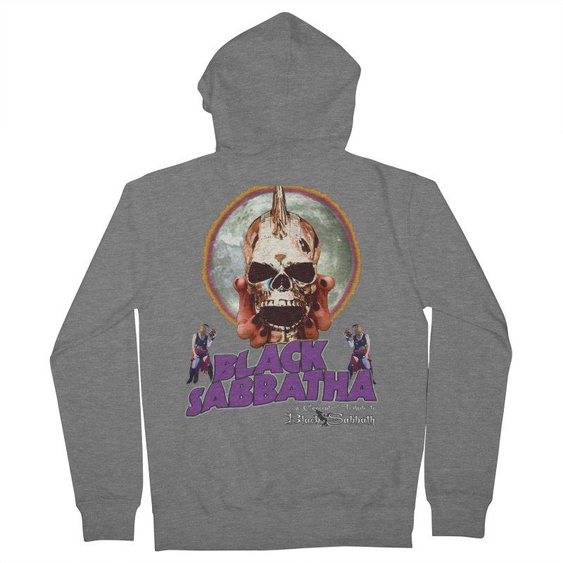 Black Sabbatha Soul Swag Wear Women's Zip-Up Hoody by Black Sabbatha Soul No FEAR