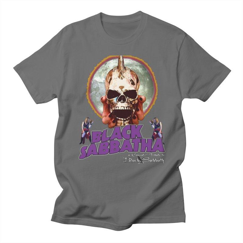 Black Sabbatha Soul Swag Wear Men's T-Shirt by Black Sabbatha Soul Swag Swap