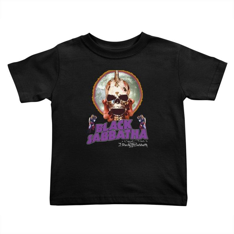 Black Sabbatha Soul Swag Wear Kids Toddler T-Shirt by Black Sabbatha Soul No FEAR