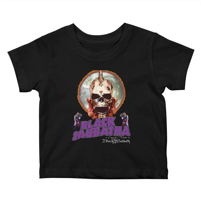 Black Sabbatha Soul Swag Wear Kids Baby T-Shirt by Black Sabbatha Soul No FEAR