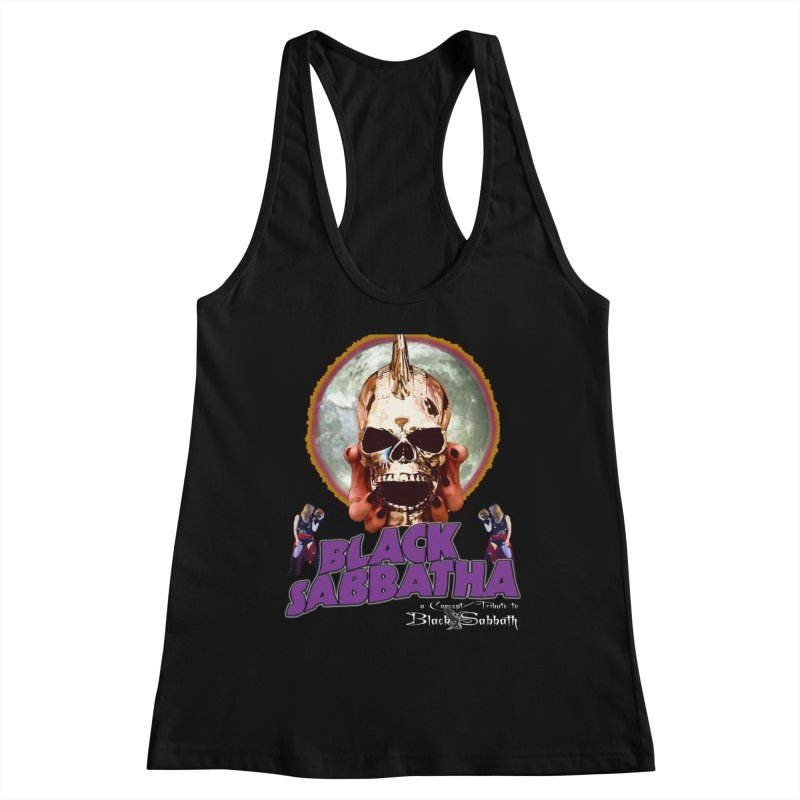 Black Sabbatha Soul Swag Wear Women's Tank by Black Sabbatha Soul No FEAR