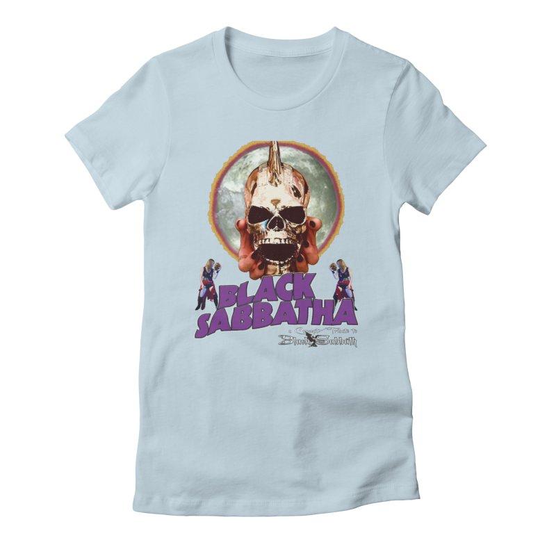 Black Sabbatha Soul Swag Wear Women's T-Shirt by Black Sabbatha Soul No FEAR