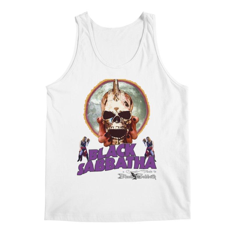 Black Sabbatha Soul Swag Wear Men's Tank by Black Sabbatha Soul No FEAR