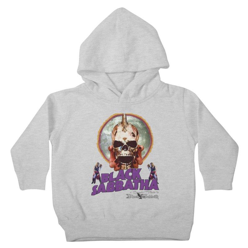 Black Sabbatha Soul Swag Wear Kids Toddler Pullover Hoody by Black Sabbatha Soul No FEAR