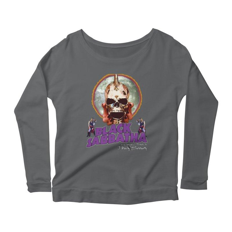 Black Sabbatha Soul Swag Wear Women's Longsleeve T-Shirt by Black Sabbatha Soul No FEAR