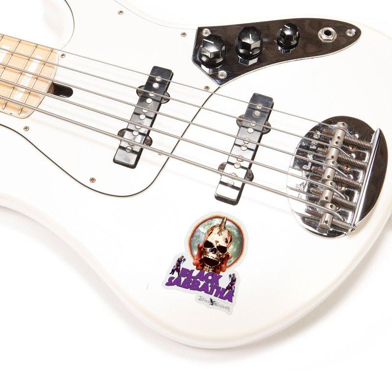 Black Sabbatha Soul Swag Wear Accessories Sticker by Black Sabbatha Soul No FEAR