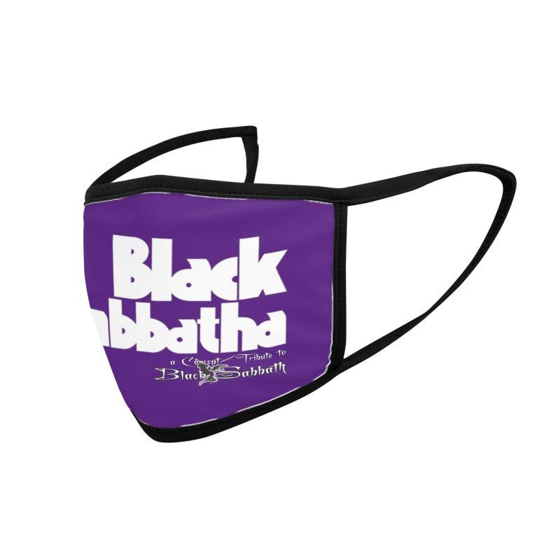 Black Sabbatha Soul No FEAR Accessories Face Mask by Black Sabbatha Soul No FEAR