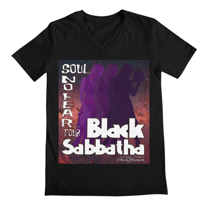 Men's None by Black Sabbatha Soul No FEAR