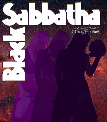 Black Sabbatha Soul No FEAR Logo