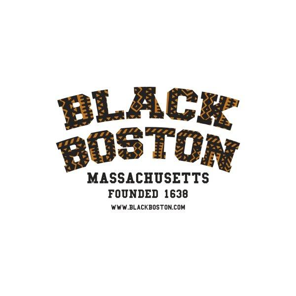 image for Black Boston Classic 1638 Foundation T-Shirts