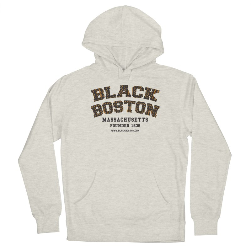 The Black Boston Classic foundational shirt catalog. Women's Pullover Hoody by Shop.BlackBoston.com
