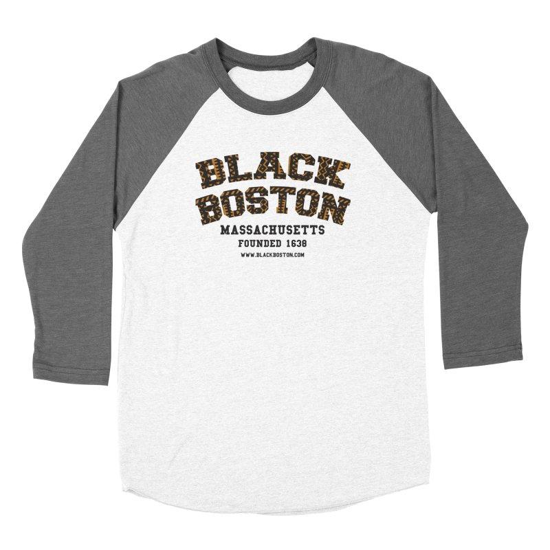 The Black Boston Classic foundational shirt catalog. Women's Longsleeve T-Shirt by Shop.BlackBoston.com