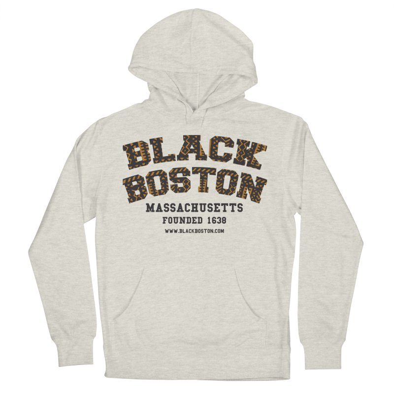The Black Boston Classic foundational shirt catalog. Women's French Terry Pullover Hoody by Shop.BlackBoston.com