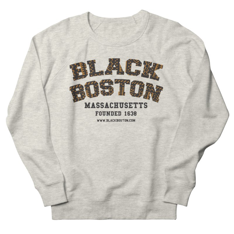 The Black Boston Classic foundational shirt catalog. Women's French Terry Sweatshirt by Shop.BlackBoston.com