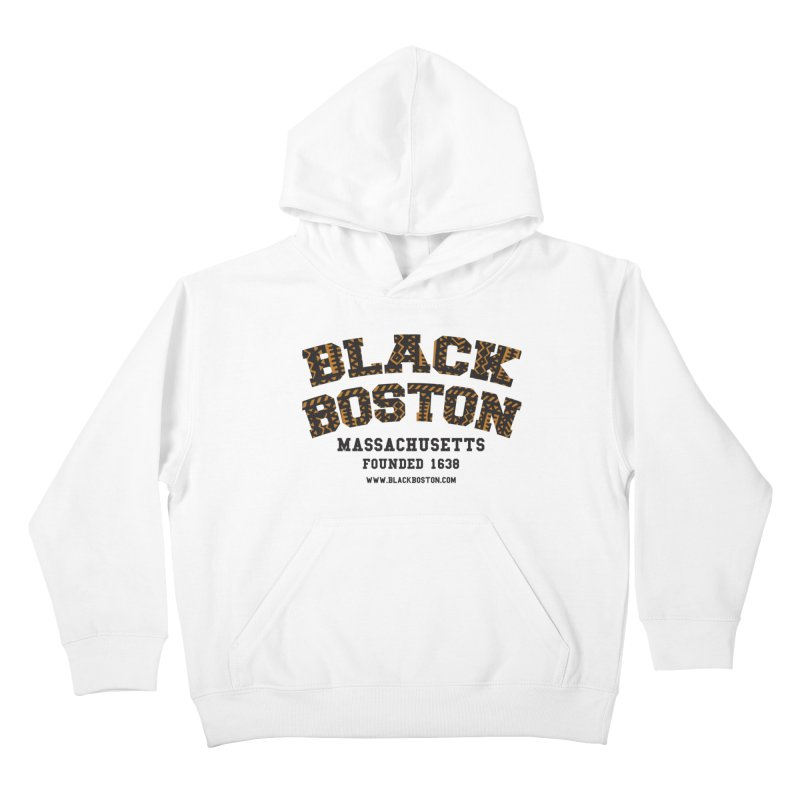 The Black Boston Classic foundational shirt catalog. Kids Pullover Hoody by Shop.BlackBoston.com