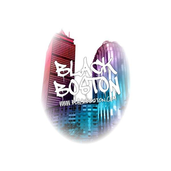 image for Black Boston souvenir I You style