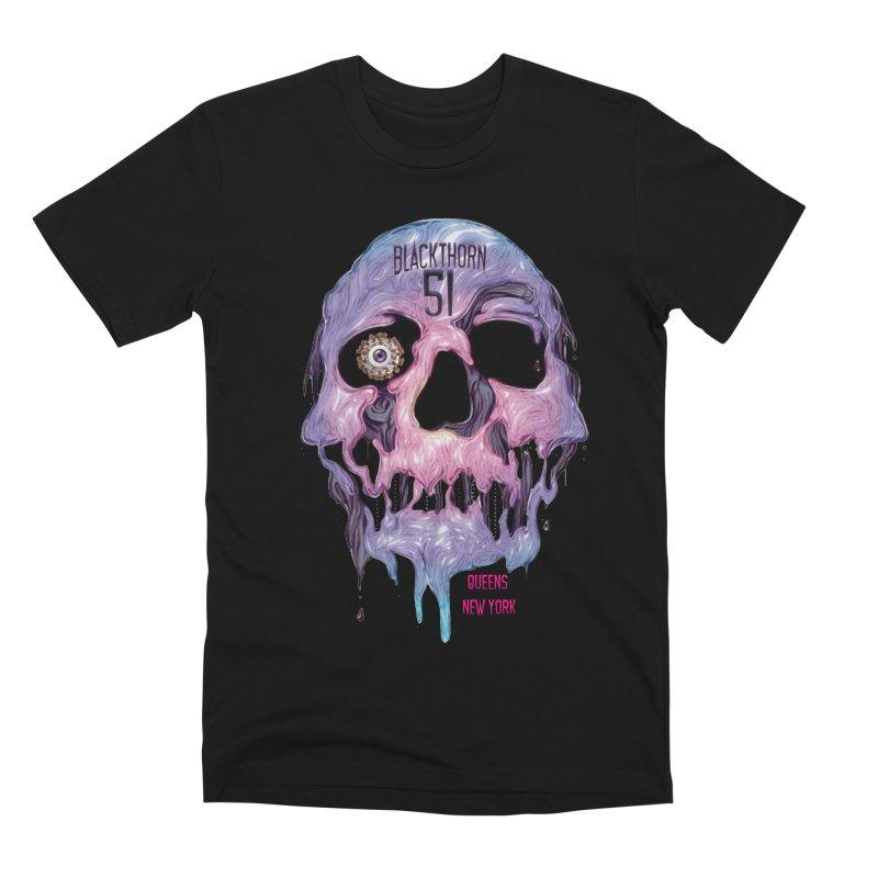 BLACKTHORN SURVIVE Men's T-Shirt by blackthorn51 Apparel
