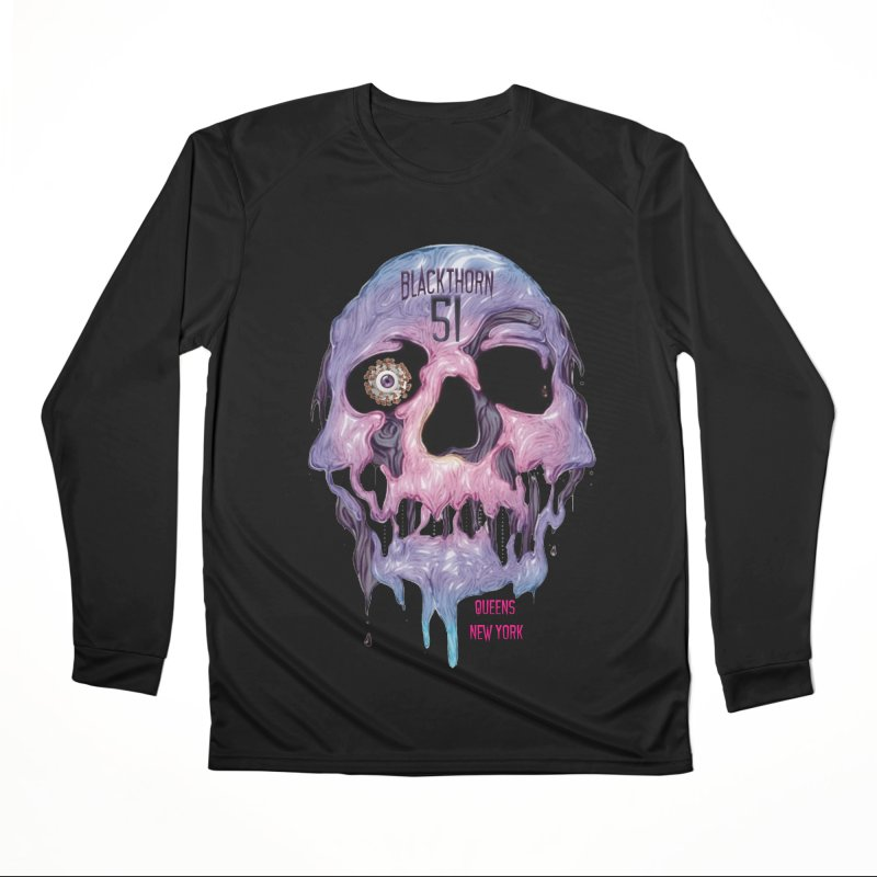 BLACKTHORN SURVIVE Men's Longsleeve T-Shirt by blackthorn51 Apparel
