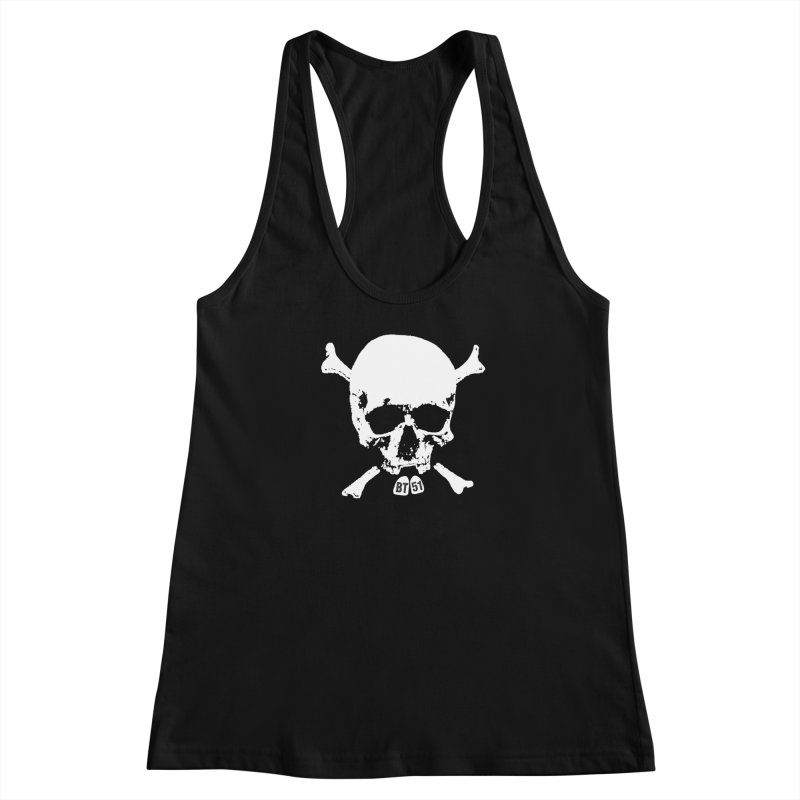 BT51 Skull Head Women's Tank by blackthorn51 Apparel