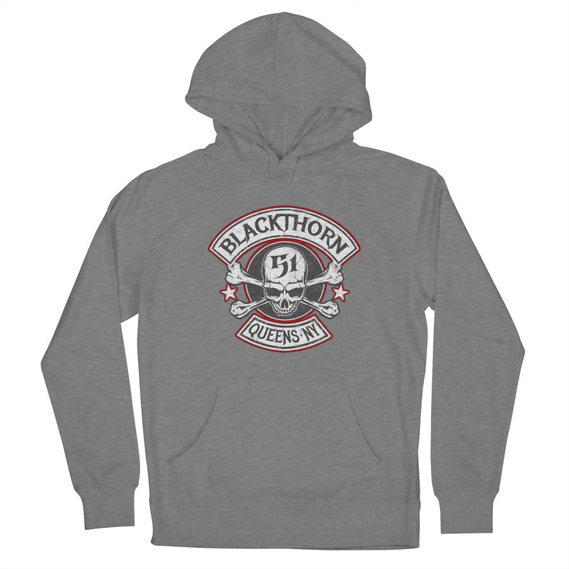Blackthorn 51 T shirts Women's Pullover Hoody by blackthorn51 Apparel