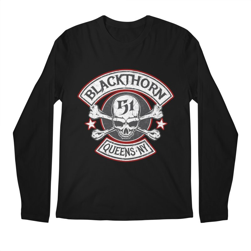 Blackthorn 51 T shirts Men's Longsleeve T-Shirt by blackthorn51 Apparel