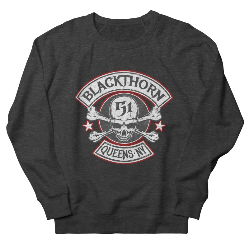 Blackthorn 51 T shirts Men's French Terry Sweatshirt by blackthorn51 Apparel