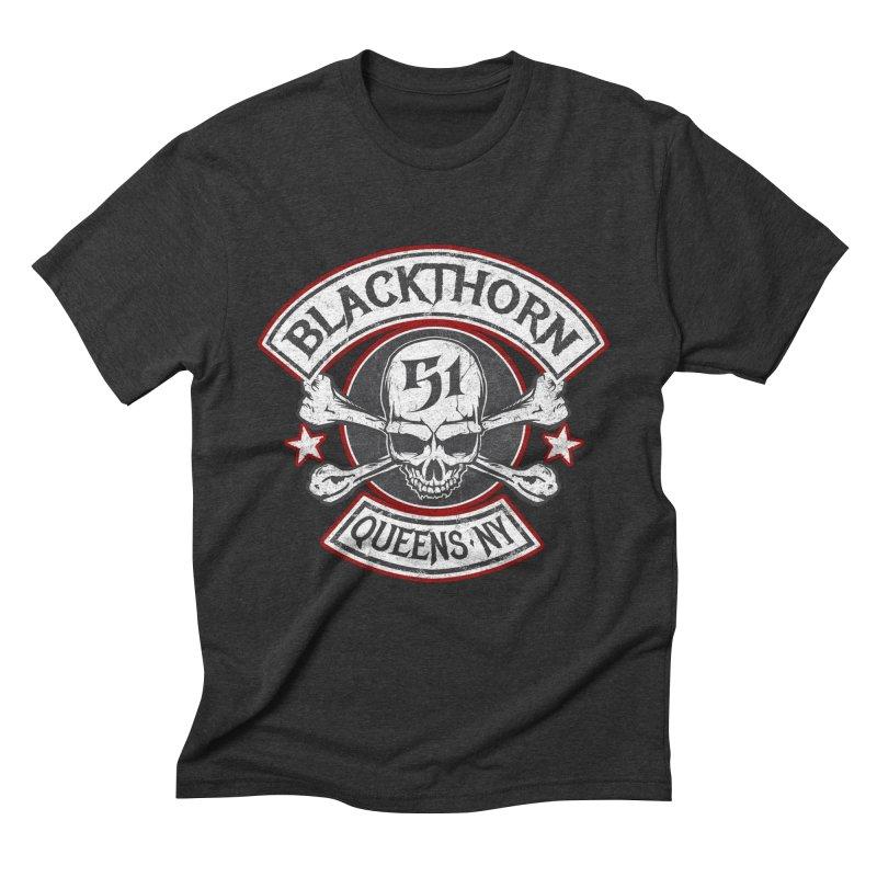 Blackthorn 51 T shirts Men's Triblend T-Shirt by blackthorn51 Apparel
