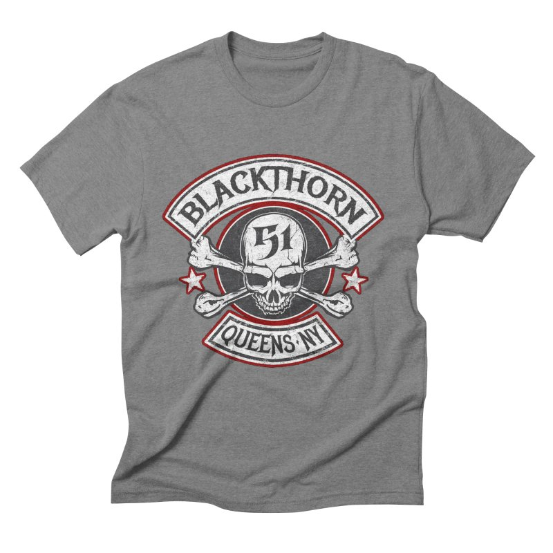 Blackthorn 51 T shirts Men's Triblend T-Shirt by blackthorn51 Apparel