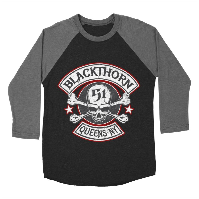 Blackthorn 51 T shirts Men's Baseball Triblend Longsleeve T-Shirt by blackthorn51 Apparel