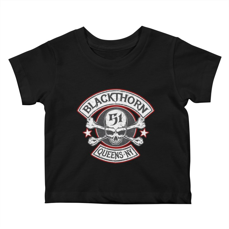 Blackthorn 51 T shirts Kids Baby T-Shirt by blackthorn51 Apparel