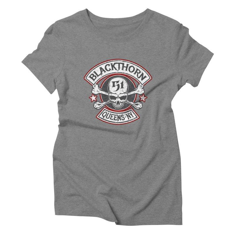 Blackthorn 51 T shirts Women's T-Shirt by blackthorn51 Apparel