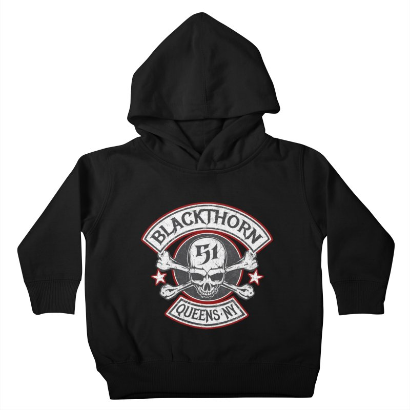 Blackthorn 51 T shirts Kids Toddler Pullover Hoody by blackthorn51 Apparel