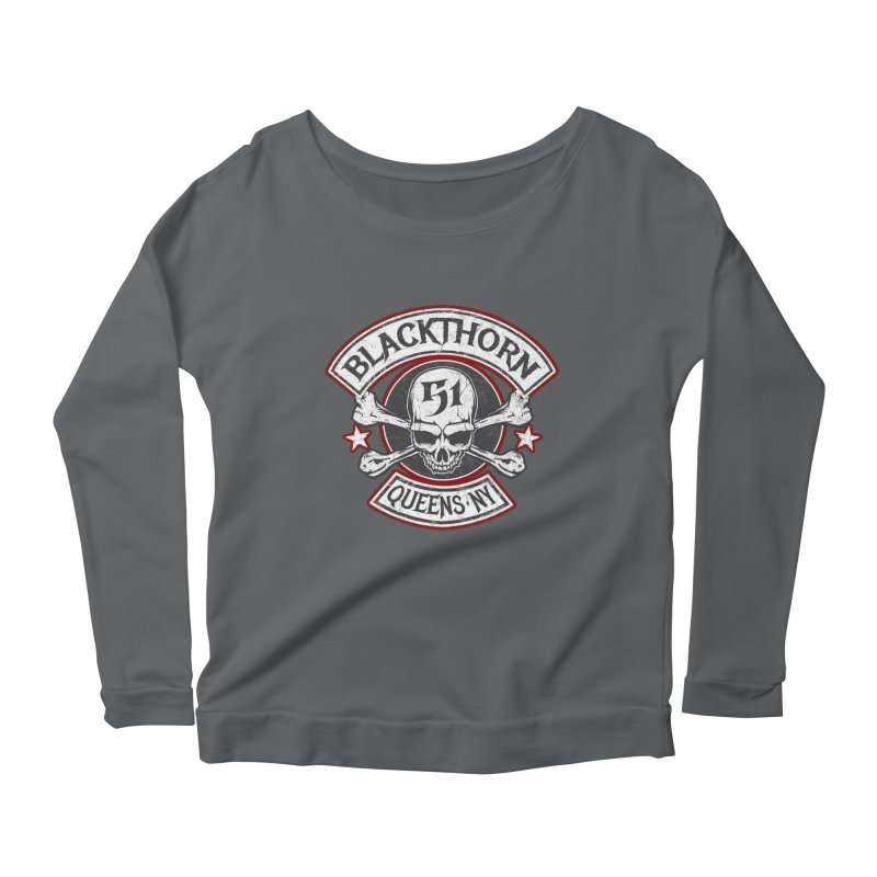 Blackthorn 51 T shirts Women's Longsleeve Scoopneck  by blackthorn51 Apparel