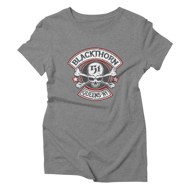Blackthorn 51 T shirts Women's Triblend T-Shirt by blackthorn51 Apparel