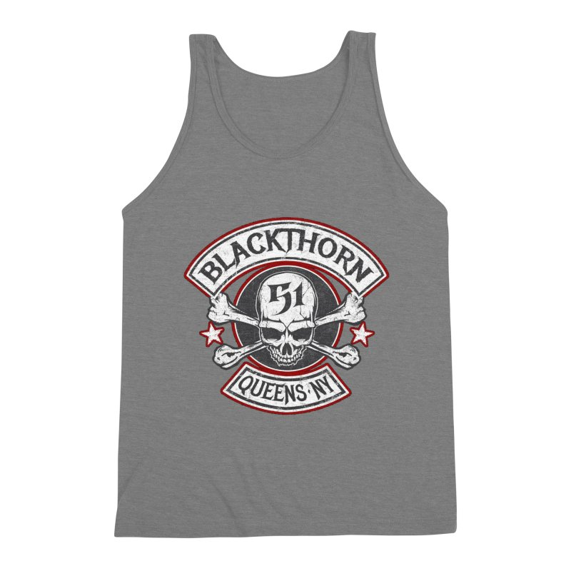 Blackthorn 51 T shirts Men's Triblend Tank by blackthorn51 Apparel