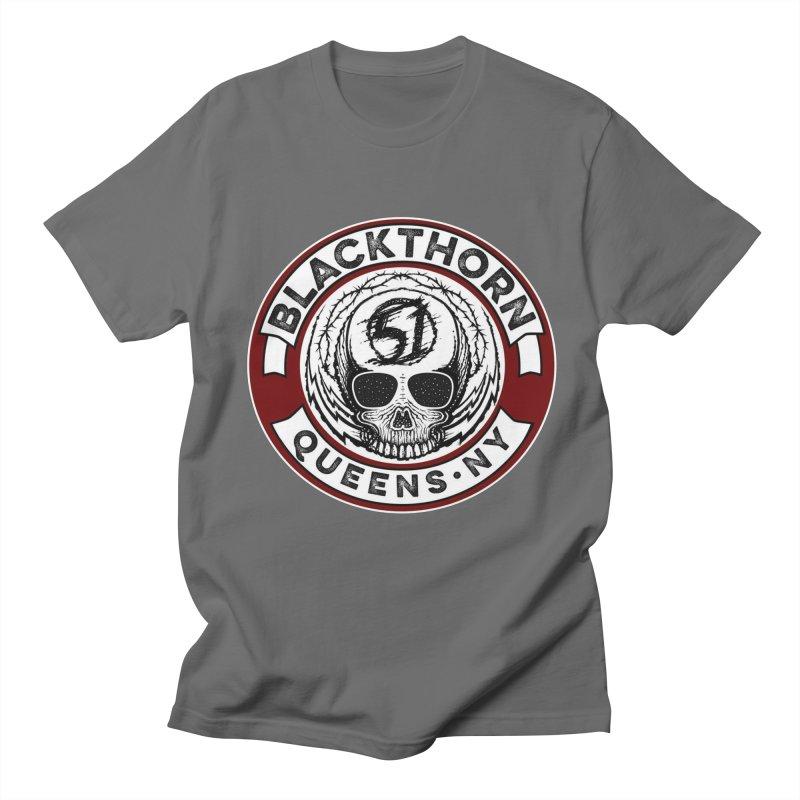 Blackthorn Barbwire Women's Regular Unisex T-Shirt by blackthorn51 Apparel
