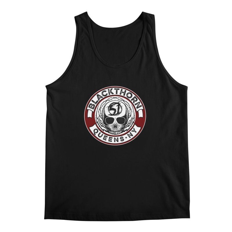 Blackthorn Barbwire Men's Regular Tank by blackthorn51 Apparel