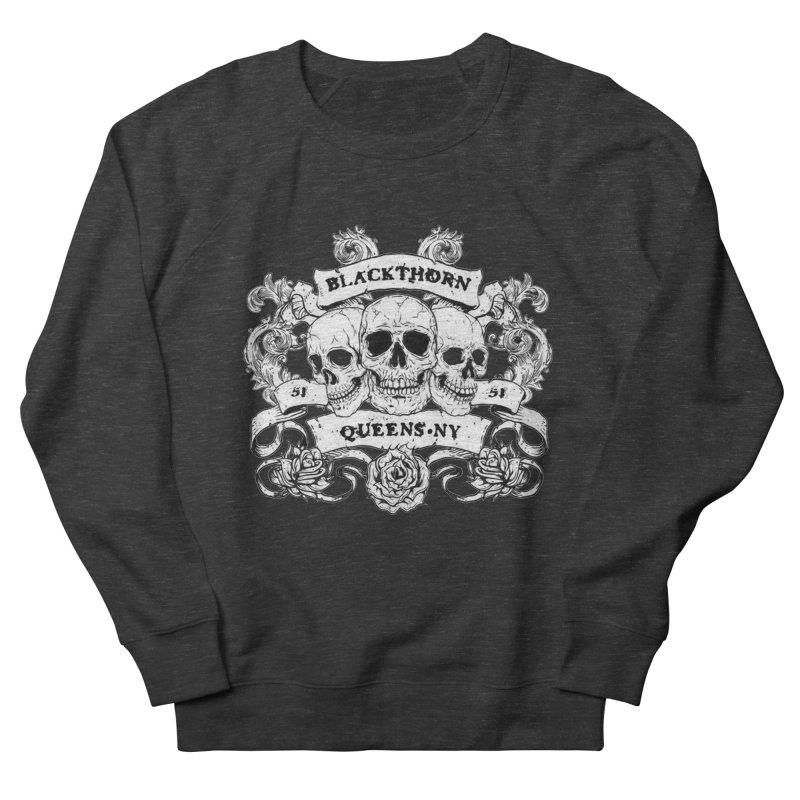3 skulls Men's Sweatshirt by blackthorn51 Apparel