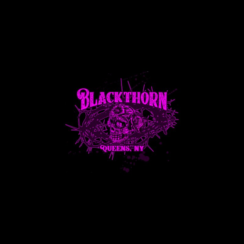 Blackthorn 51 Purple splatter Men's Sweatshirt by blackthorn51 Apparel